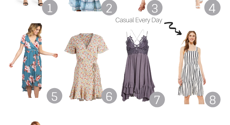 The Best Dress For An Inverted Triangle Body Shape