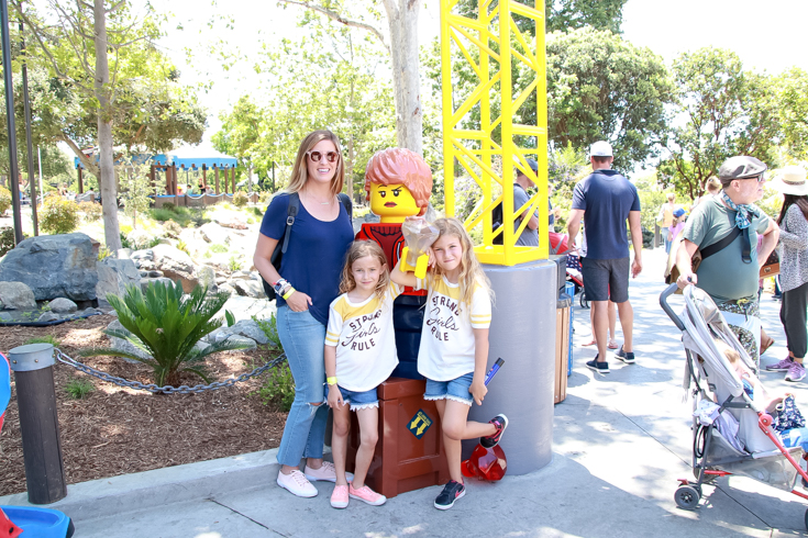 Travel Guide To Carlsbad California featured by popular US Family Travel Blogger, The Fashionista Momma; Family at LEGOLAND