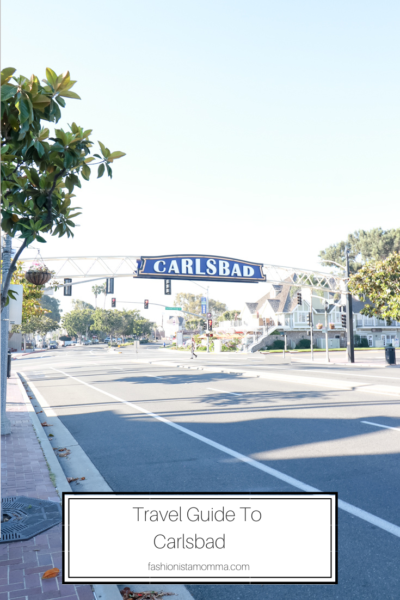 Travel Guide To Carlsbad California featured by Popular US Family Travel Blogger, The Fashionista Momma; photo of The Goods Doughnuts in Carlsbad California