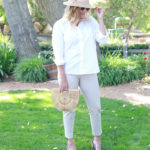 Gingham Plaid Pants For Spring