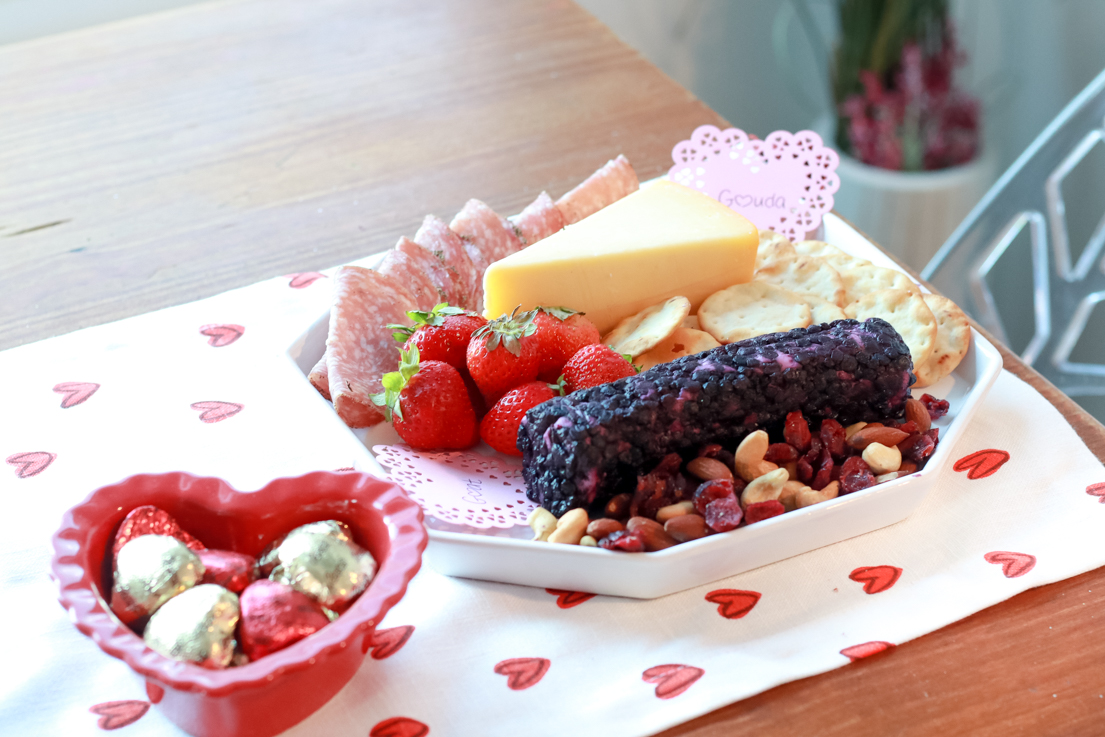 The Perfect Galentine's Day featured by Top US Party Blogger, Style And Wanderlust; Cheese Platter