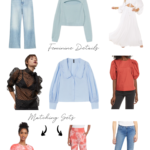 4 Spring Fashion Trends To Look Out For In 2021 featured by popular US Style Blogger, Style & Wanderlust; woman wearing wide pants and a graphic tee.