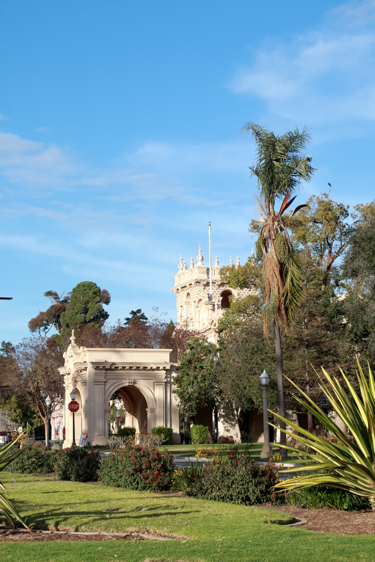 Best Things To Do In San Diego For Valentine's Day featured by popular US Travel Blogger, Style & Wanderlust; Photo of Balboa Park