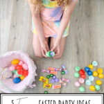 5 Fun Easter Party Ideas For The Whole Family featured by Top US Party Blogger, Style & Wanderlust. Neighborhood Easter Egg Hunt Winnings.