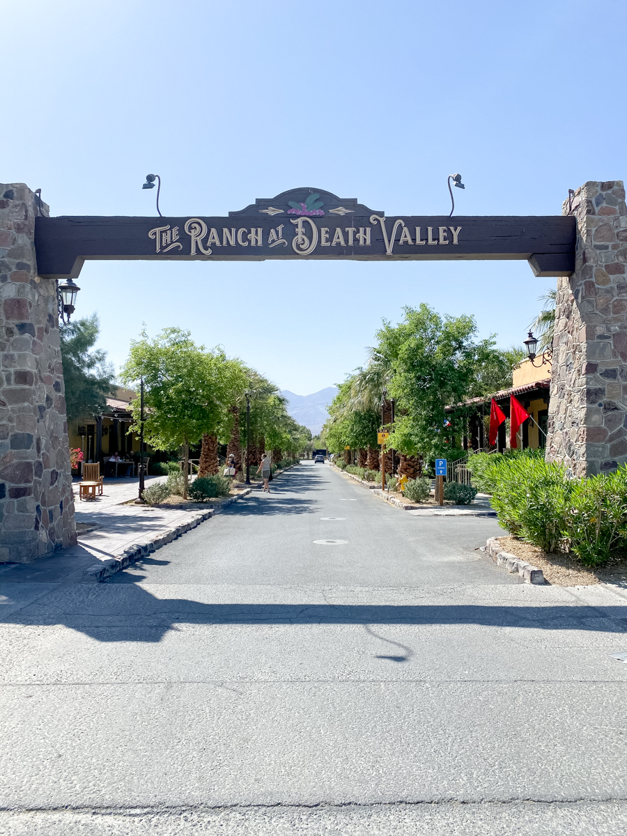 Popular US Travel Blogger, Style And Wanderlust, shares 5 Must See Places In Death Valley National Park; The Ranch At Death Valley.