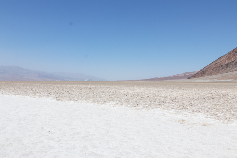 Popular US Travel Blogger, Style And Wanderlust, shares 5 Must See Places In Death Valley National Park; Badwater Basin