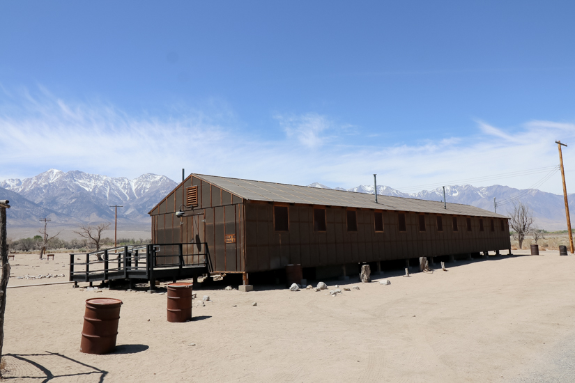 Top US Family Travel Blogger, Style And Wanderlust, shares her 5 Top Things to Do in Inyo County with your Family; Manzanar Japanese Interment Camp.
