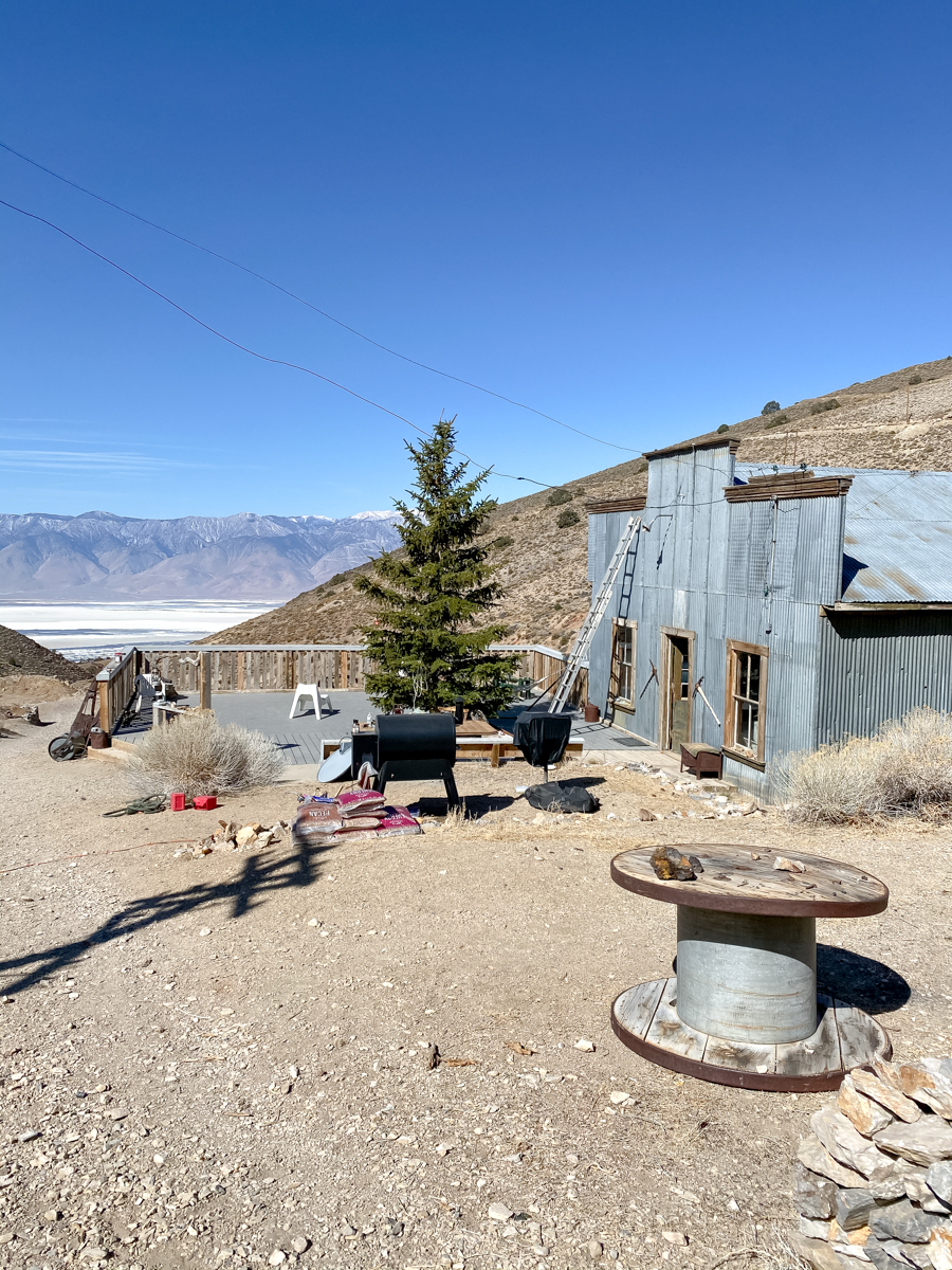 Top US Family Travel Blogger, Style And Wanderlust, shares her 5 Top Things to Do in Inyo County with your Family; Cerro Gordo Ghost Town