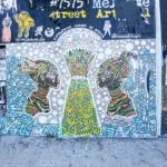 Must See Murals on Melrose in West Hollywood