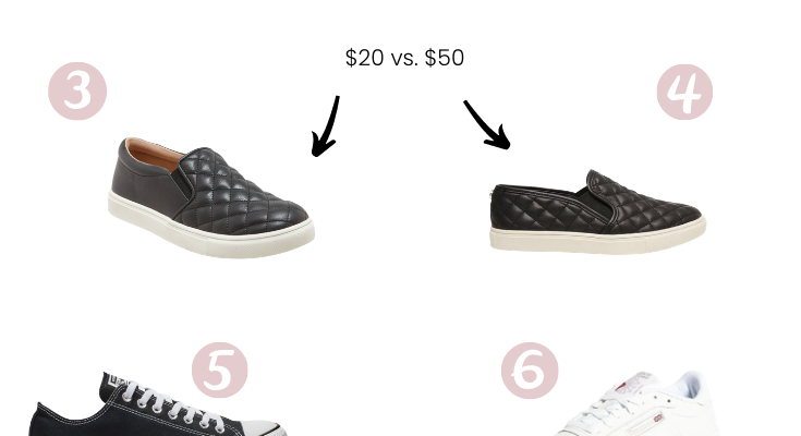 Spring Style: Must Have Affordable Sneakers for Women