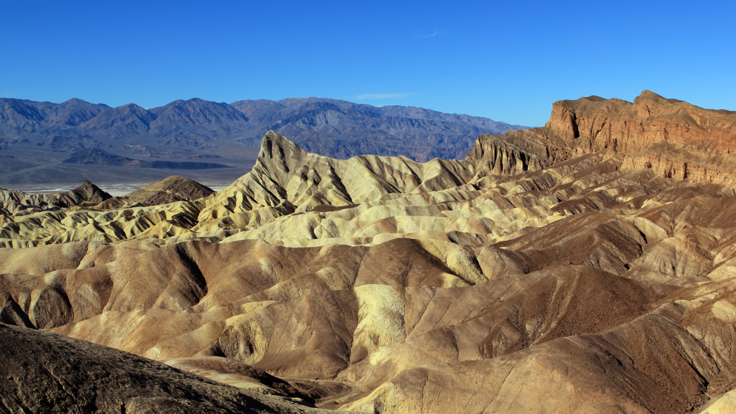 Popular US Travel Blogger, Style And Wanderlust, shares 5 Must See Places In Death Valley National Park; Zabriskie Point