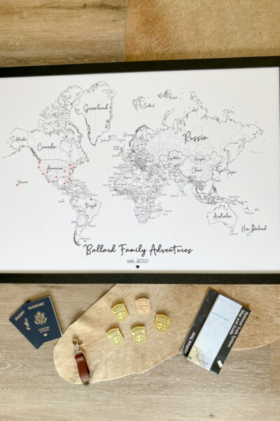 The Best Travel Memory Keepsakes featured by Top US Travel Blogger, Style And Wanderlust.